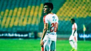 ملخص مباراة الزمالك و الشرقية في كأس مصر و تألق اشرف بن شرقي