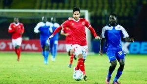 تشكيل النادي الأهلي امام الهلال السوداني اليوم في مباراة الجولة